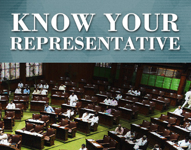 Banner of Know Your Representative
