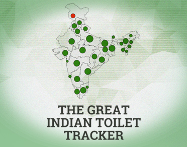Banner of The Great Indian Toilet Tracker