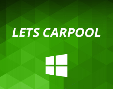 Banner of Lets Carpool