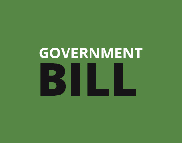 Banner of Government Bills