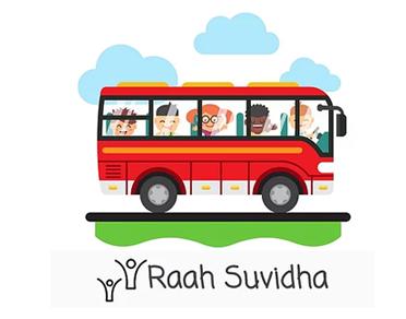 Banner of Raah Suvidha