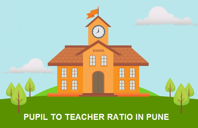 Banner of Total Number of Teachers in Pune based on School Type (Private/Public) through the years 2015-16 to 2016-17