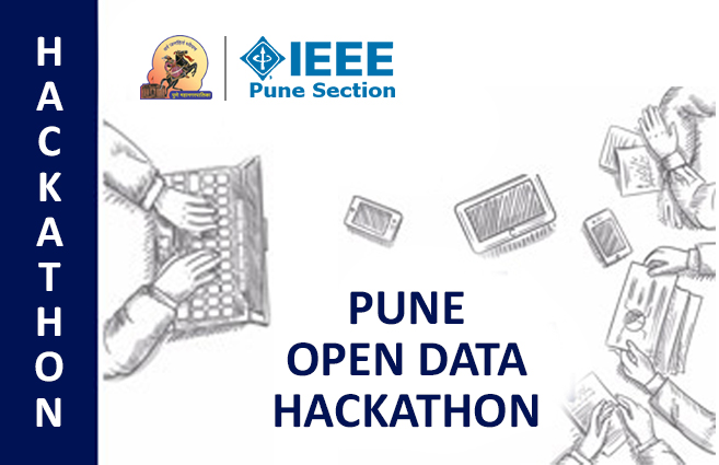 Banner of Driving Adoption of Open Data at Pune