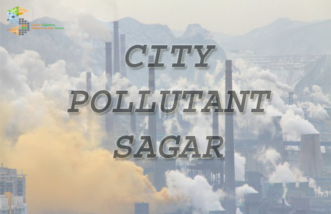 Banner of Sagar: Analyzing Air Pollutants Data