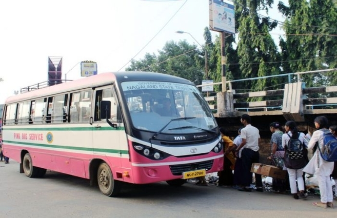 Banner of Kohima: Data helps in upgrading public transport
