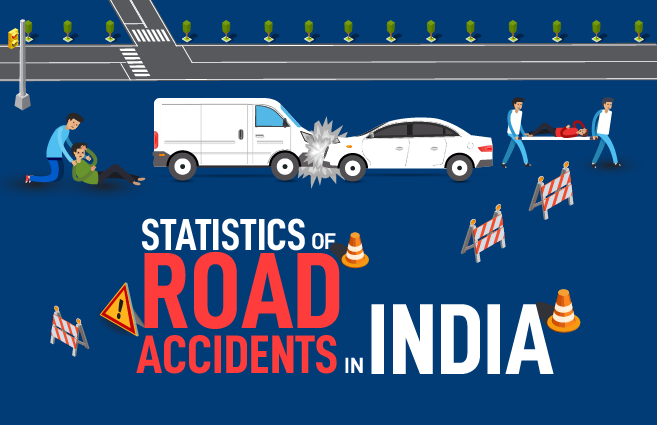 Banner of Statistics of Road Accidents in India