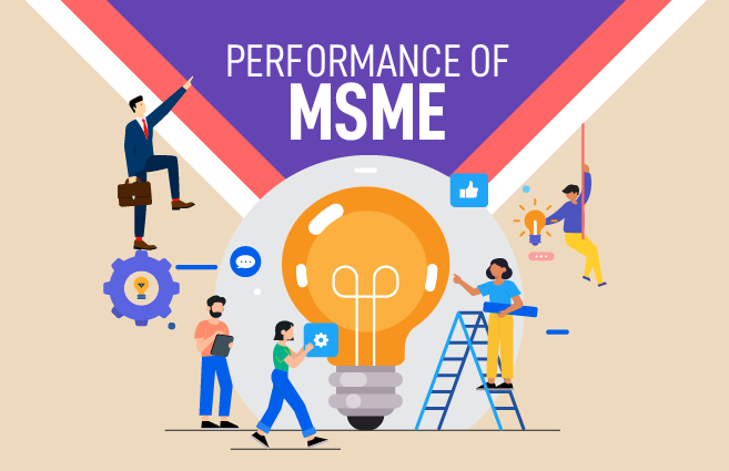 Banner of Performance of MSME in a nutshell