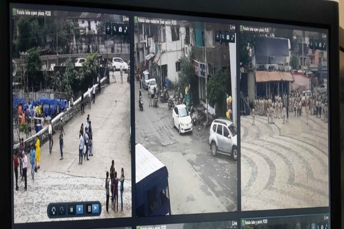 Banner of Nagpur: Improving public safety using video analytics