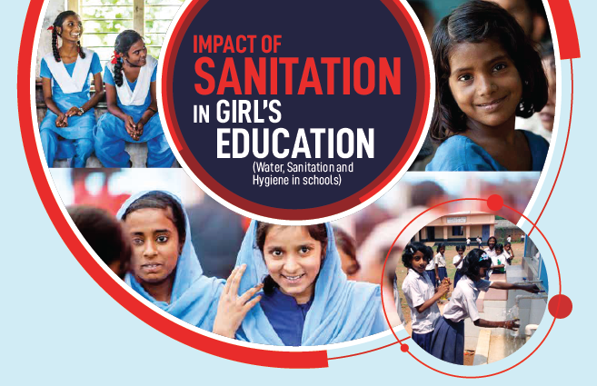 Banner of Impact of Sanitation in Girl's Education