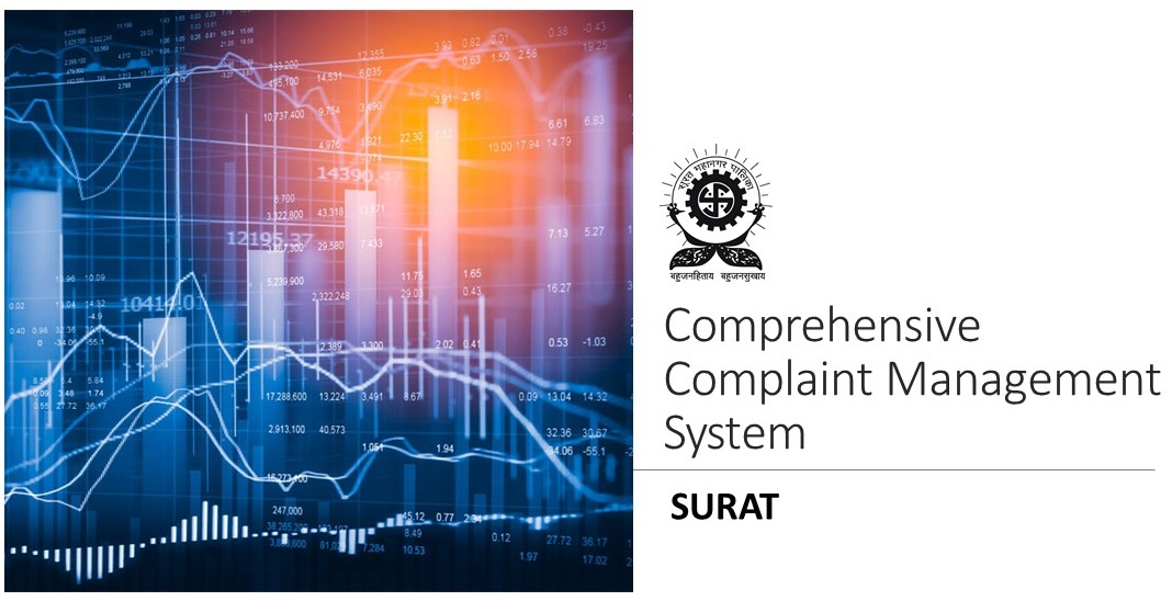 Banner of Surat: Comprehensive Complaint Management System