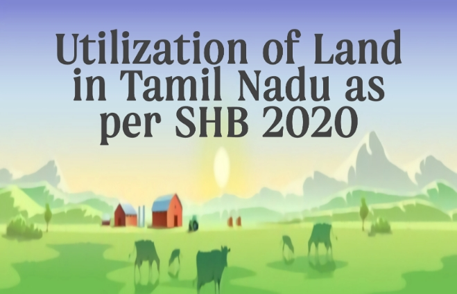 Utilization of Land Small Banner